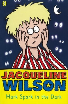 Book Mark Spark in the Dark by Jacqueline Wilson