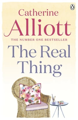 Book The Real Thing by Catherine Alliott