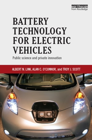 Battery Technology for Electric Vehicles: Public science and private innovation