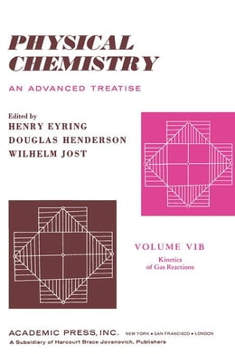 Book Kinetics Of Gas Reaction VIB by Jost, Willhelm
