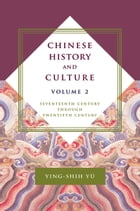 Chinese History and Culture, volume 2