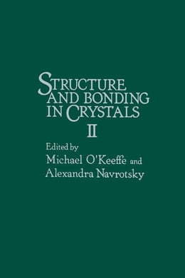 Book Structure and Bonding in crystals by Nsvrotsky, Alexandra
