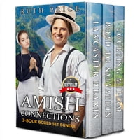 Amish Connections Boxed Set Bundle: Amish Connections, #4