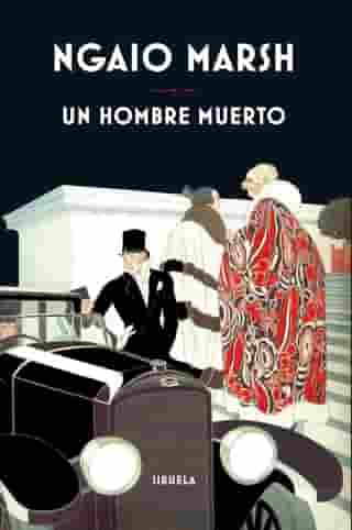 Un hombre muerto by Ngaio Marsh
