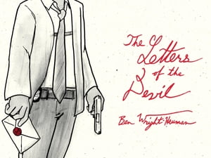 The Letters of the Devil: A Mystery Graphic Novel by Ben Wright-Heuman