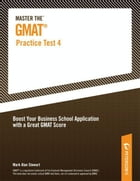 Master the GMAT--Practice Test 4 by Peterson's