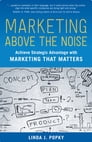 Marketing Above the Noise Cover Image