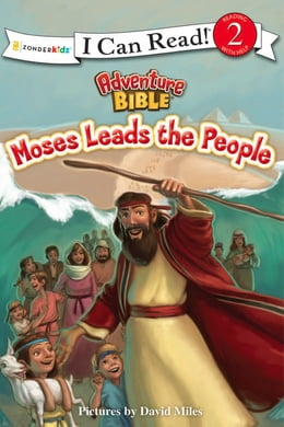 Book Moses Leads the People by Zondervan