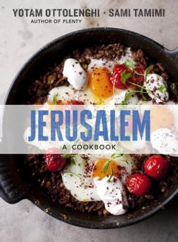 Book Jerusalem (EL) by Yotam Ottolenghi