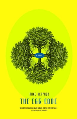 Book The Egg Code by Mike Heppner