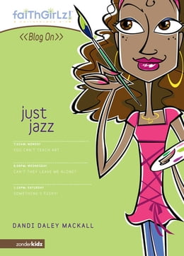 Book Just Jazz by Dandi Daley Mackall