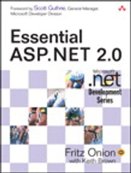 Book Essential ASP.NET 2.0 by Fritz Onion