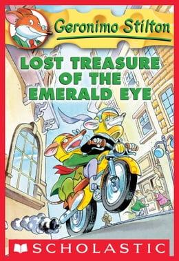 Book Geronimo Stilton #1: Lost Treasure of the Emerald Eye by Geronimo Stilton