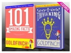 The Goldfinch - 101 Amazing Facts & Trivia King!: Fun Facts and Trivia Tidbits Quiz Game Books by G Whiz