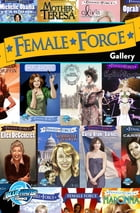 Female Force: Cover Gallery by Pedro Ponzo