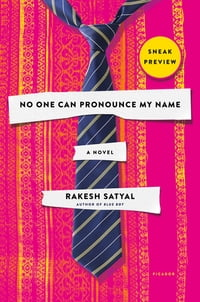 No One Can Pronounce My Name Chapter Sampler