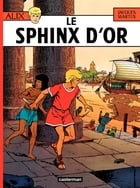 Alix (Tome 2) - Le Sphinx d'or