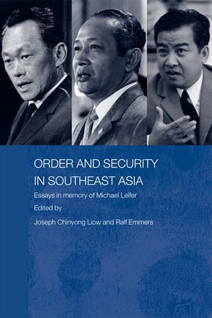 Order and Security in Southeast Asia Essays in Memory of Michael Leifer