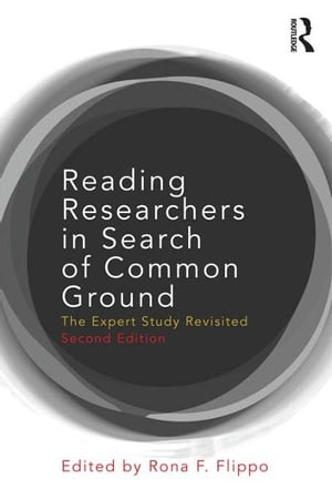 Reading Researchers in Search of Common Ground The Expert Study Revisited