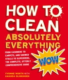 How to Clean Absolutely Everything: From cashmere to carpets, and shower stalls to slipcovers, the complete, utterly comprehensive guide by Yvonne Worth