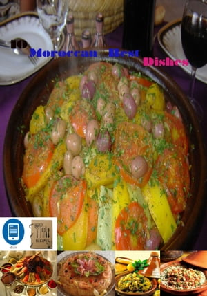 10 Moroccan Best Dishes Of all the Time !! by Imad Guennouni