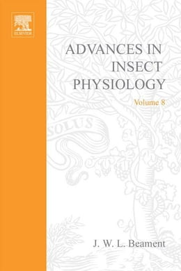 Book Advances in Insect Physiology by Beament, J. W. L.