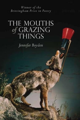 Book The Mouths of Grazing Things by Boyden, Jennifer