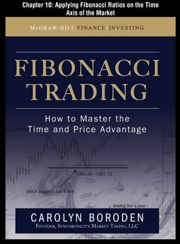 Book Fibonacci Trading, Chapter 10 - Applying Fibonacci Ratios on the Time Axis of the Market by Carolyn Boroden