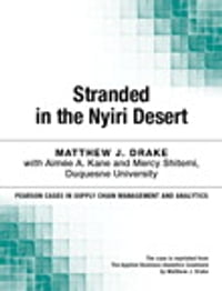 Stranded in the Nyiri Desert: A Group Case Study