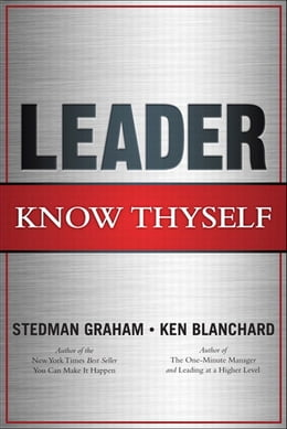 Book Leader, Know Thyself by Stedman Graham