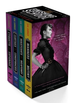Book The Finishing School Complete Collection by Gail Carriger