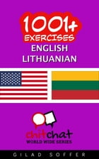 1001+ Exercises English - Lithuanian by Gilad Soffer