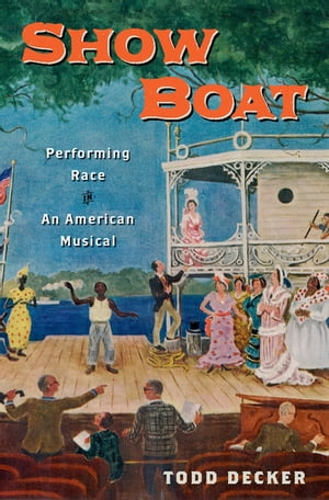 Show Boat Performing Race in an American Musical