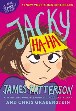 Book Jacky Ha-Ha by James Patterson