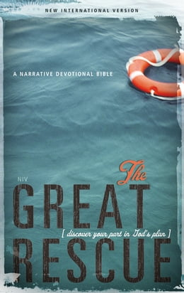Book NIV, Great Rescue Bible, Hardcover: Discover Your Part in God's Plan by Walk Thru the Bible
