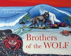 Brothers of the Wolf by Caroll Simpson