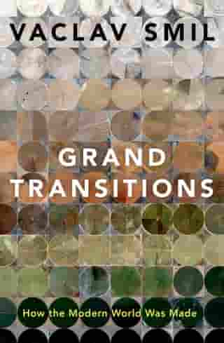 Grand Transitions: How the Modern World Was Made de Vaclav Smil