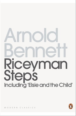 Book Riceyman Steps by Arnold Bennett