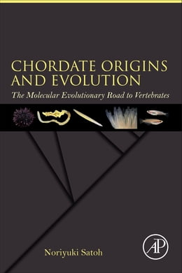 Book Chordate Origins and Evolution: The Molecular Evolutionary Road to Vertebrates by Noriyuki Satoh
