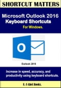 Microsoft Outlook 2016 Keyboard Shortcuts For Windows. Deal