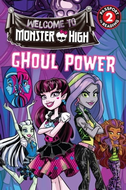 Book Monster High: Ghoul Power by Perdita Finn