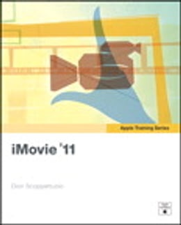 Book Apple Training Series: iMovie '11 by Dion Scoppettuolo