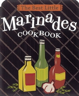 Book The Best Little Marinades Cookbook by Karen Adler
