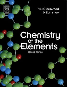 Book Chemistry of the Elements by Greenwood, N. N.