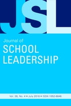 JSL Vol 26-N4 by JOURNAL OF SCHOOL LEADERSHIP