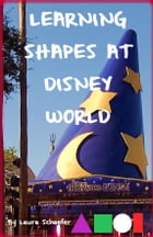 Learning Shapes at Disney World by Laura Schaefer