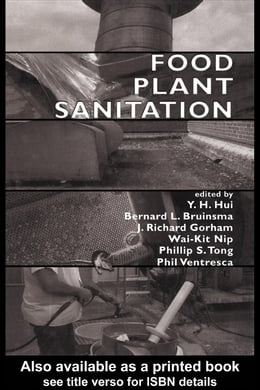 Book Food Plant Sanitation by Hui, Y. H.