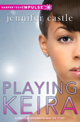 Book Playing Keira by Jennifer Castle