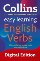 Easy Learning English Verbs (Collins Easy Learning English) by Collins