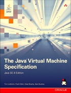 The Java Virtual Machine Specification, Java SE 8 Edition by Tim Lindholm